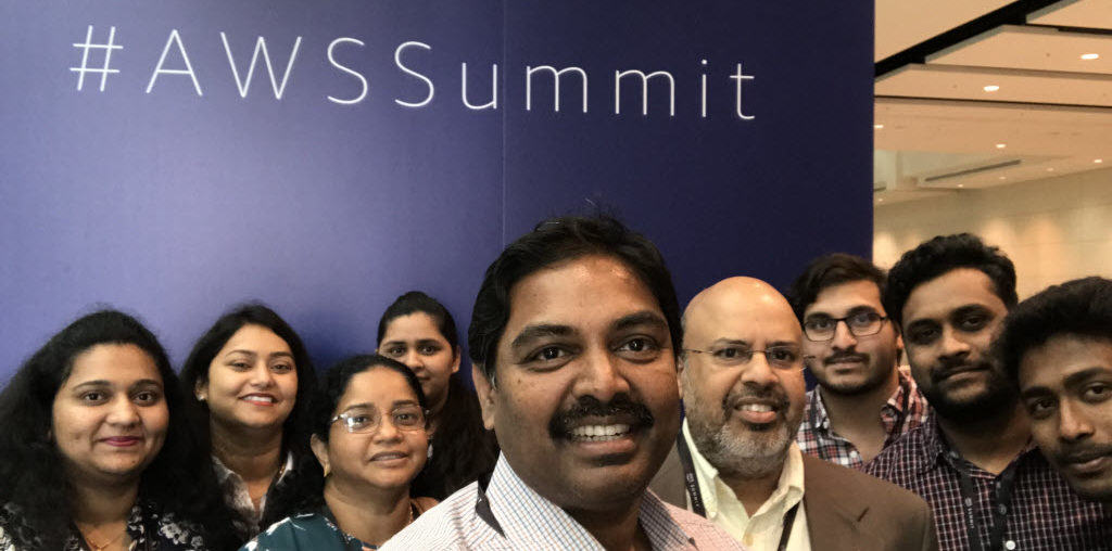AWS Summit 2018 at Chicago